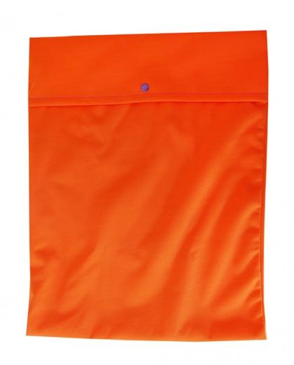 sac à couche lavable de voyage pul orange biomome et bomino