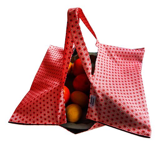 sac a tarte asanoha rouge fruit biomome et bomino